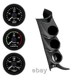 01-07 Chevy/GMC Truck Isspro EV2 Black Face White Pointer Pyro Boost Tran WithO Sp