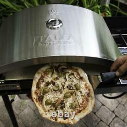 Camp Chef 16 Domed Pizza Oven With Built In Temperature Gauge