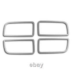 Gauge Cluster Trim for 10-15 Chevy Camaro withGauge Cluster Stainless/Polished