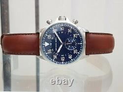 MICHAEL KORS ACCESS Mens Watch HYBRID BLUE smart Gage IDEAL GIFT for Him RRP£280