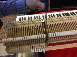 Piano Tuners Grand Piano String Height Gauge and Regulating Jig