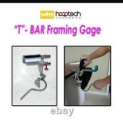 T Bar Framing Gage by HoopTech Use with Dream Frame Hat/Cap System PR600's