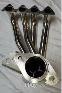 Tsudo performance 4-1 thick gauge stainless Headers for 94-01 Integra GSR Type-R