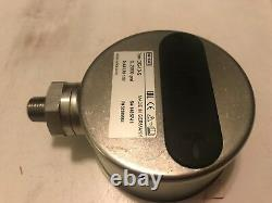 Wika DG-10-S Stainless Steel Digital Gauge 0-2000 psi 1/4 Male NPT Connection
